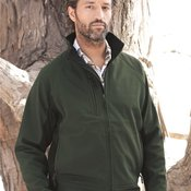 Bonded Thermal Soft Shell Jacket with Dupont Teflon®