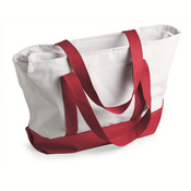Bay View Zipper Tote