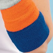 Extra Wide Terry Cloth Wristband (Single)