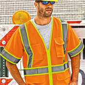 Ultra-Cool™ Mesh Surveyor's Vest